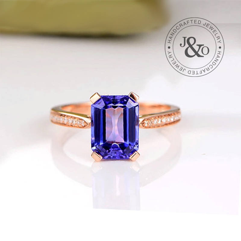 next - Tanzanite Wedding Rings