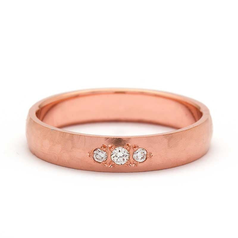 Tria Diamond Wedding Ring
