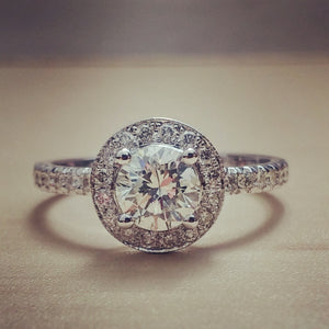 The Verona Engagement Ring