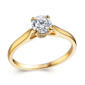 Violetta Diamond Engagement Ring