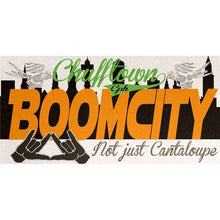 Chufftown Boomcity 10ml aroma label
