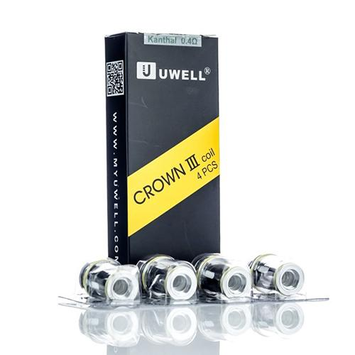 Køb Uwell Crown V3 Mini Coil for kun 35.00 kr hos Kaffe & Damp Kompagniet