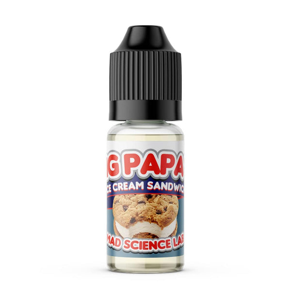 Mad Science Lab - Big Papa's Ice Cream Sandwich Aroma 10ml