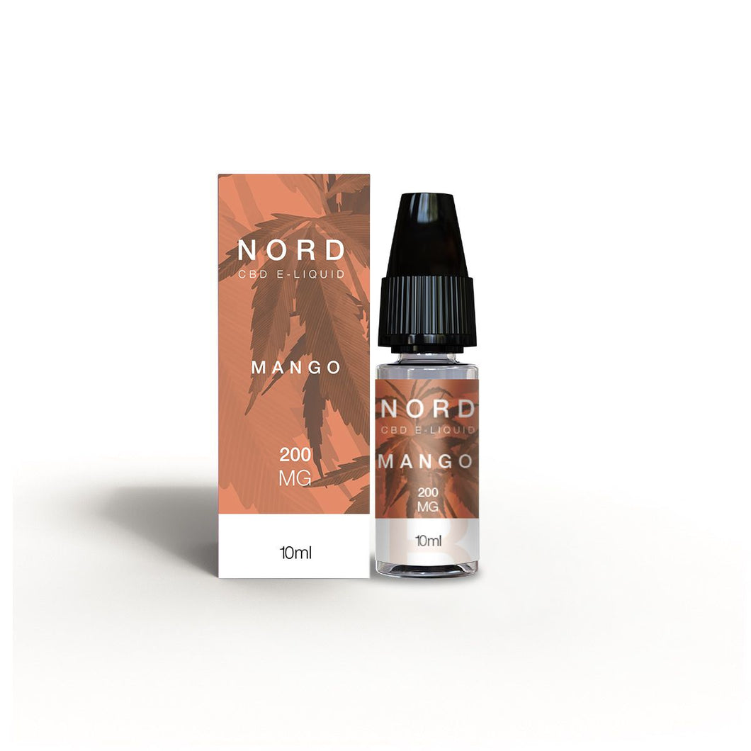 Nord CBD E-liquid Mango 10ml - 200mg
