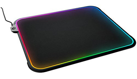 SteelSeries QcK Prism Dual-Surface Gaming Mouse Pad