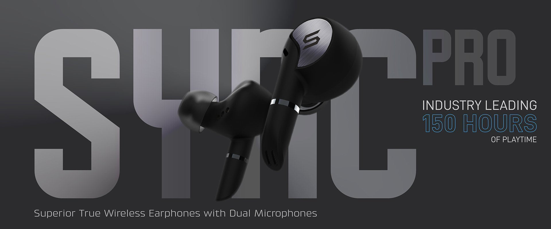 SOUL Electronics ST-XX True Wireless