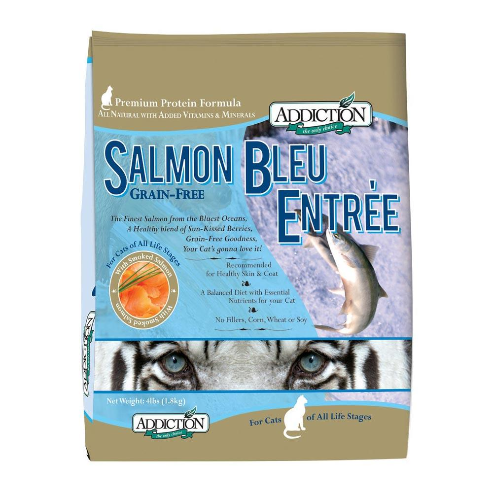 Addiction Dry Cat Food Salmon Bleu Delivery in Malaysia