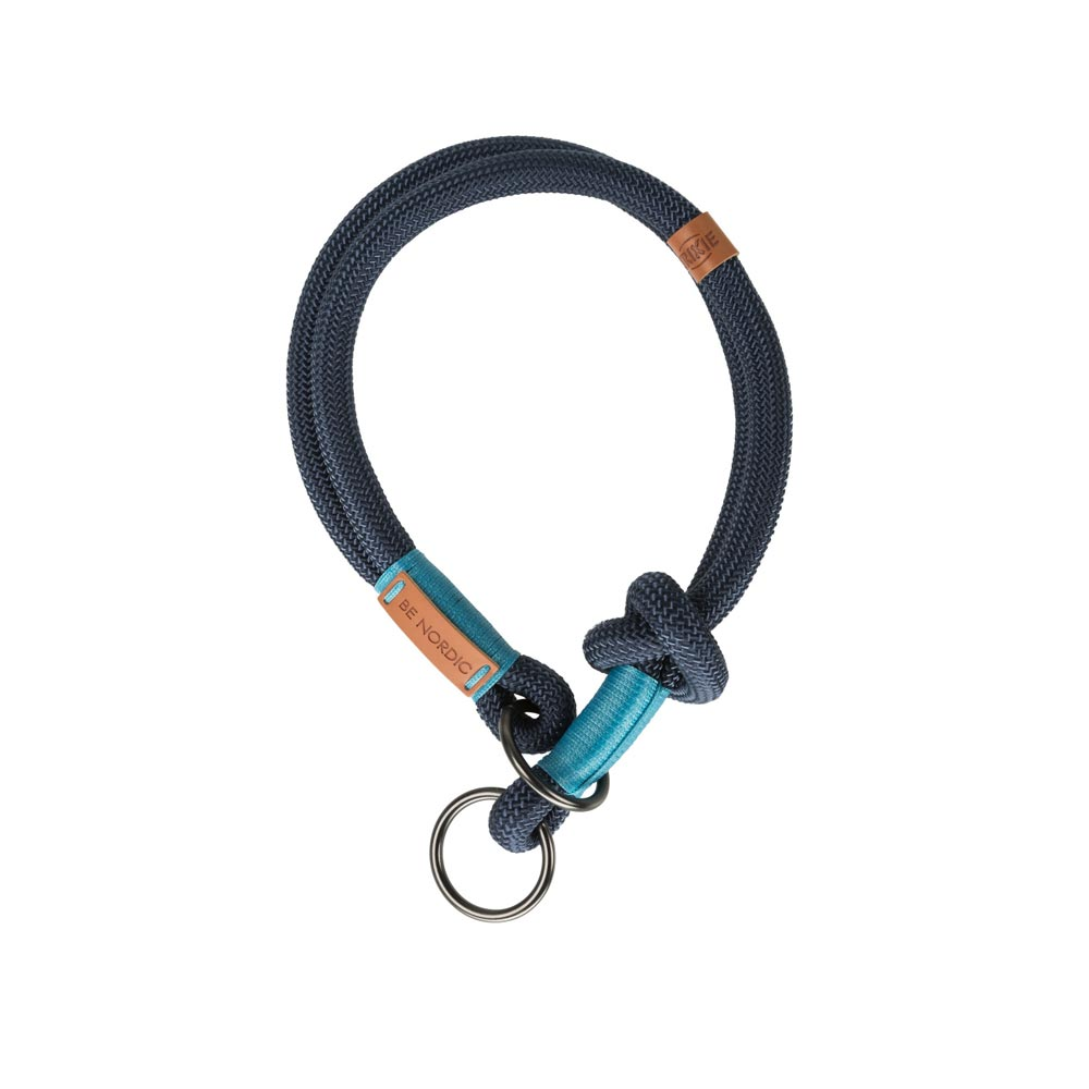 Be Nordic Collar (Dark Blue/Light Blue)