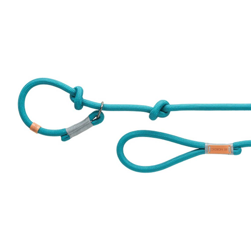 Be Nordic Retriever Leash (Petrol/Light Grey)