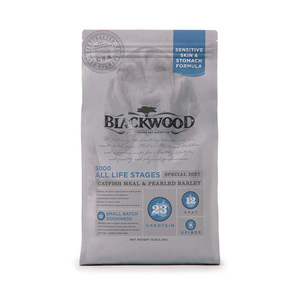 Free Shipping Blackwood All Life Stages Salmon Meal Brown Rice