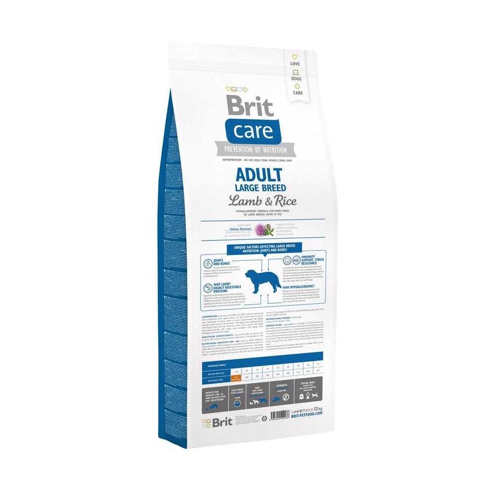 Lamb & Rice Adult Large Breed