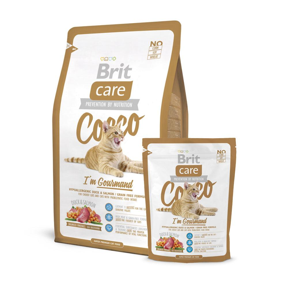 BritCare Cocco Gourmand Cat Food Delivery in Malaysia