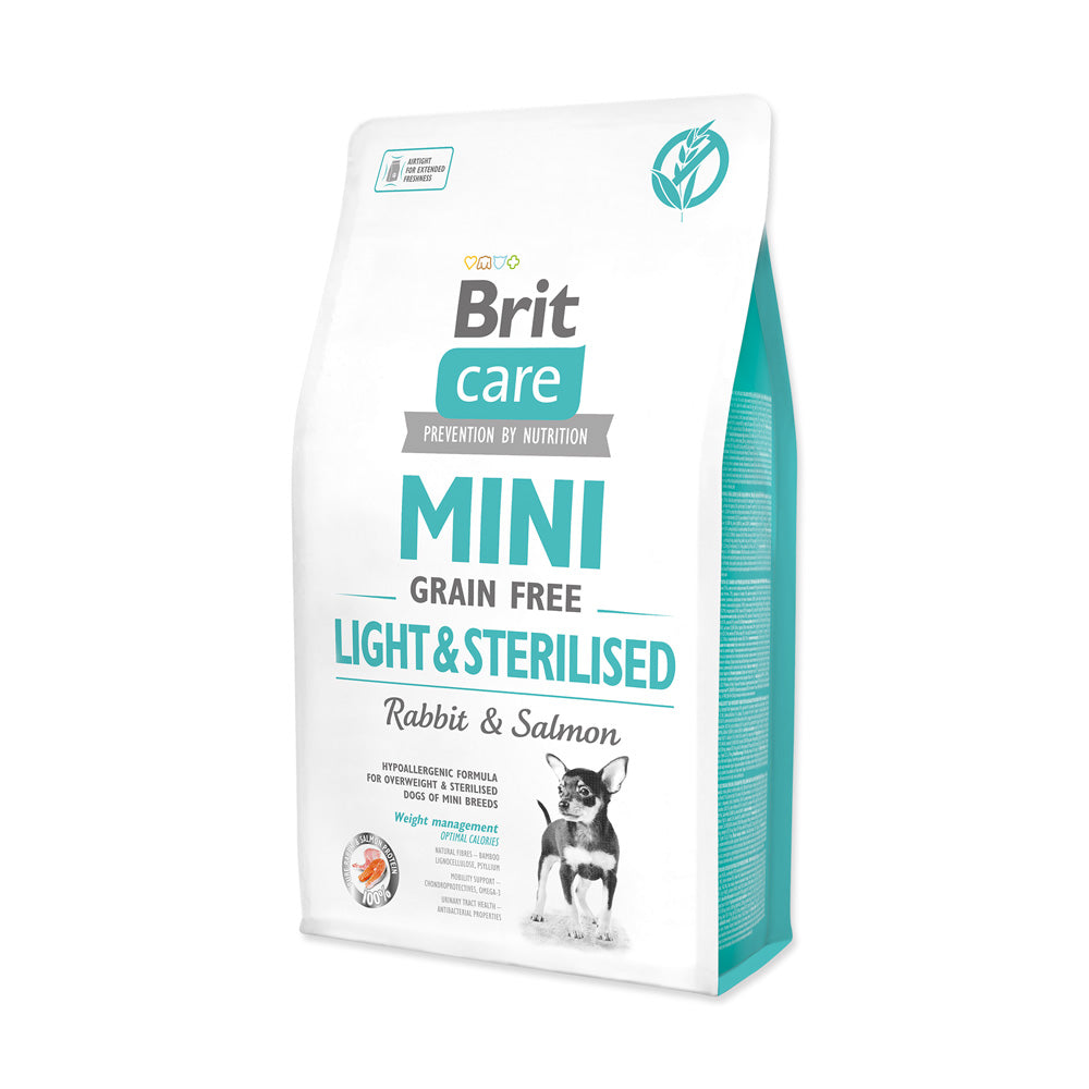 Mini Light & Sterilised (GF)