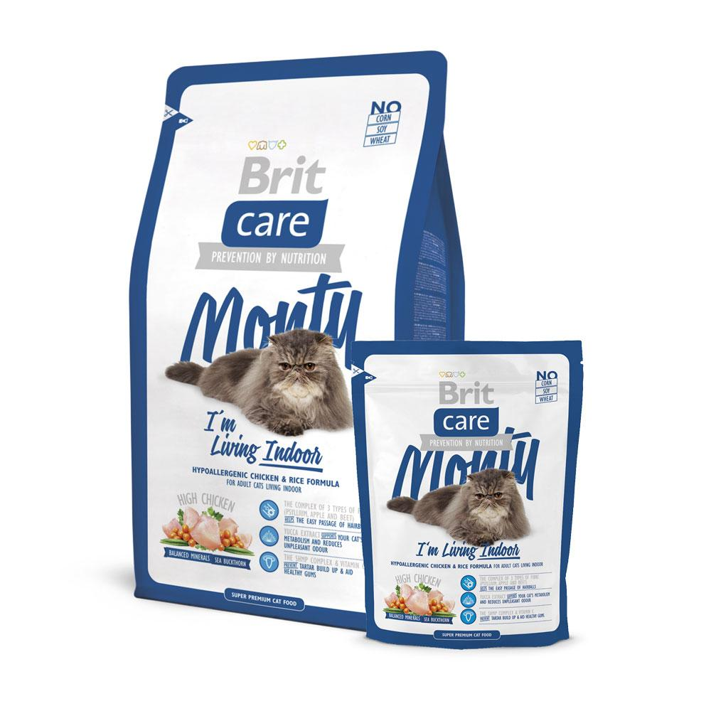 BritCare Monty Indoor Cat Food Delivery in Malaysia