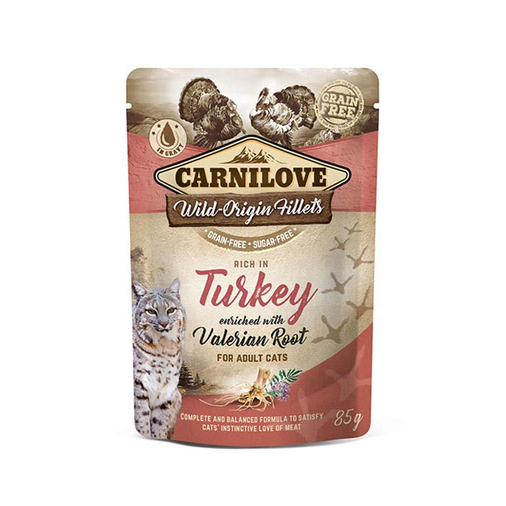 Turkey enriched with Valerian Root