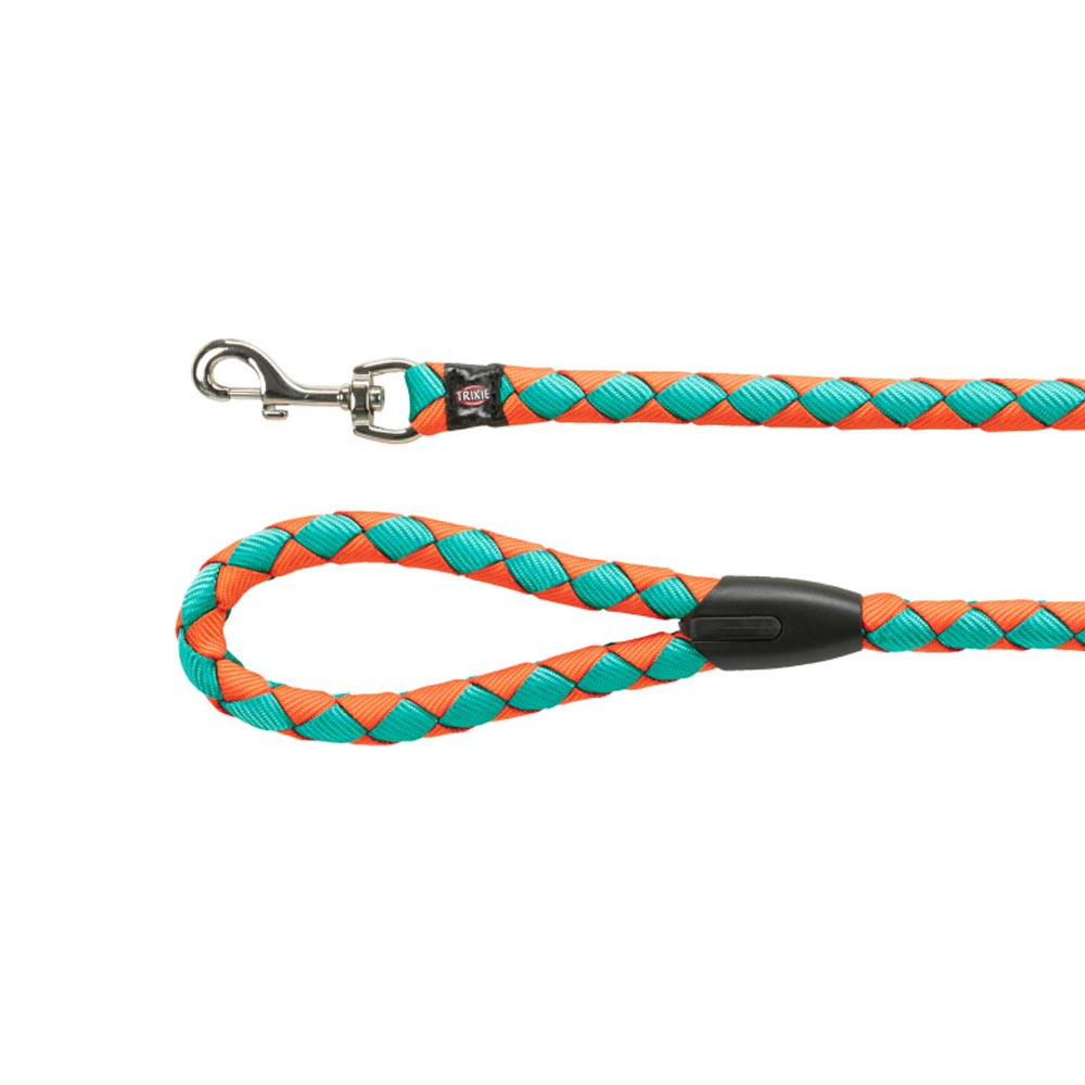 Cavo Leash (Papaya/Ocean)