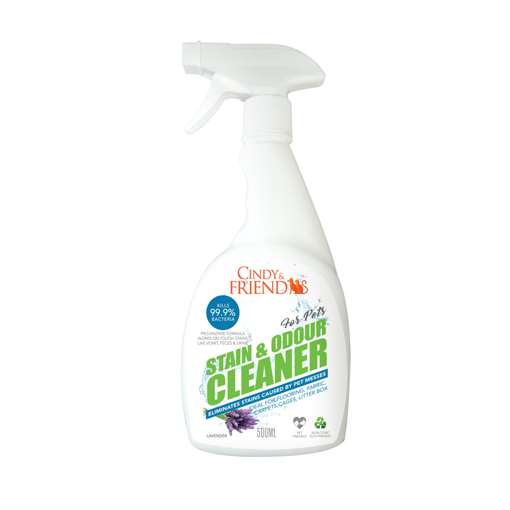 Stain & Odour Cleaner