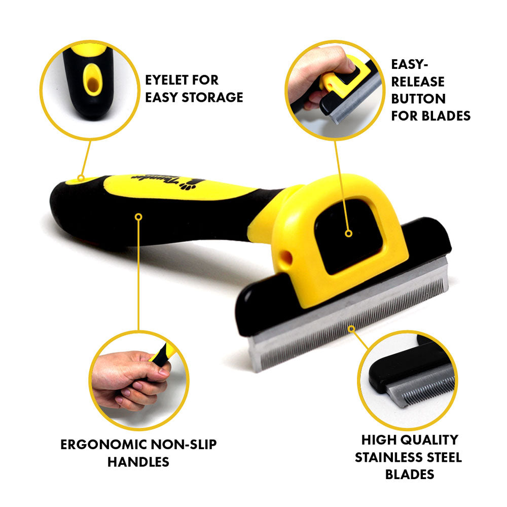 D-Shedz Pet Deshedding Tool