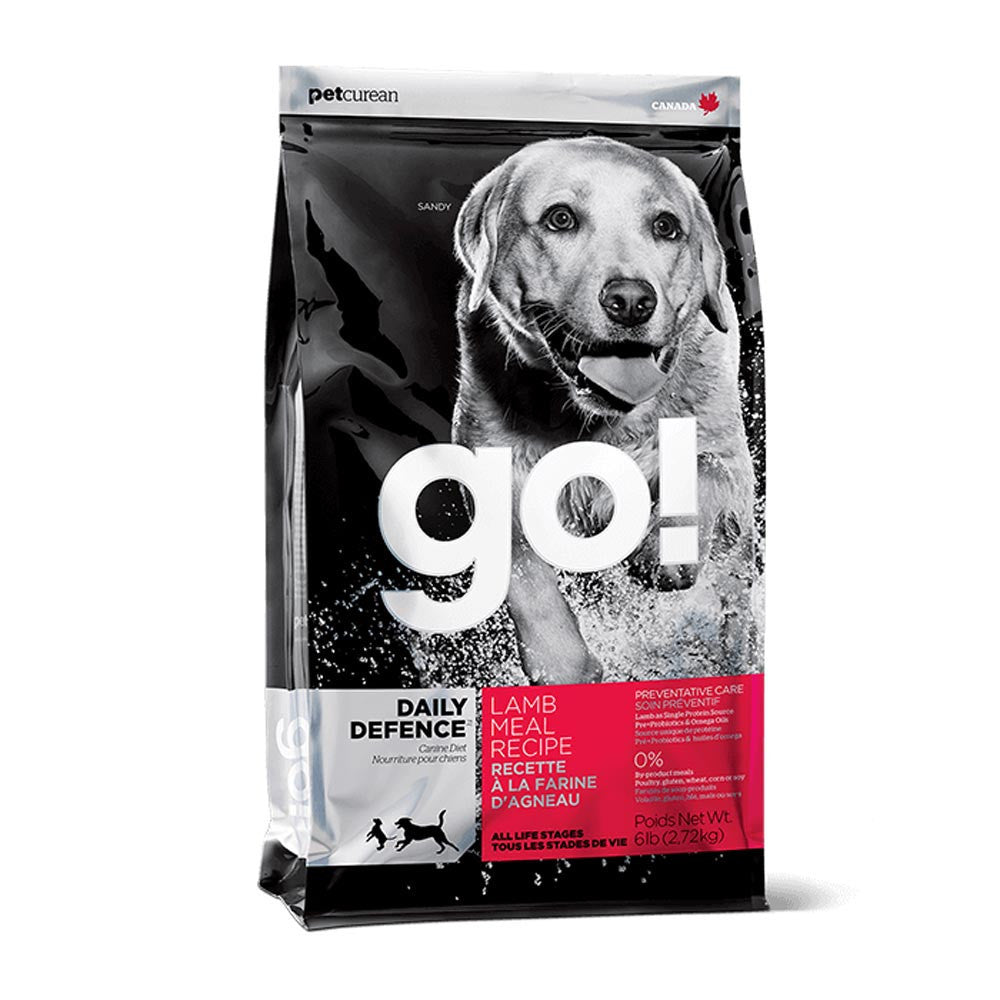 Go! Daily Defence Lamb Dog Food Delivery in Malaysia