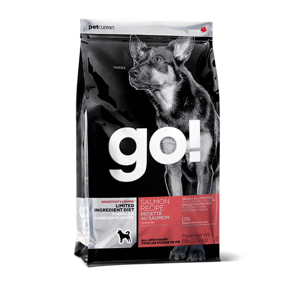 Go! Sensitive and Shine Salmon Limited Ingredient Diet Dog Food Delivery in Malaysia