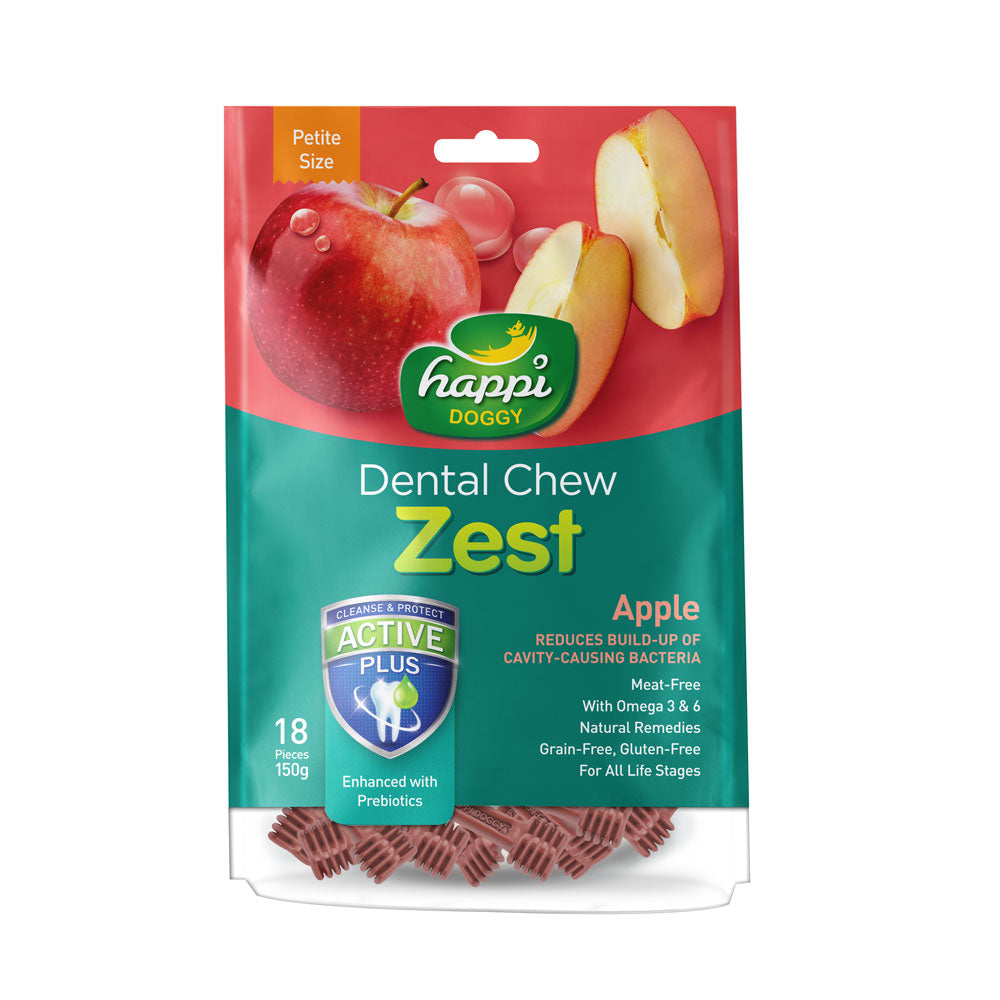 Apple Dental Chew (Petite)