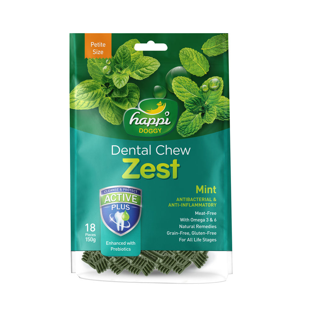 Mint Dental Chew (Petite)