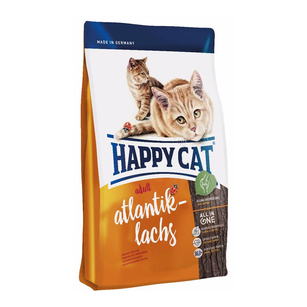 Happy Cat Atlantik-Lachs (Atlantic Salmon) Dry Cat Food Delivery in Malaysia