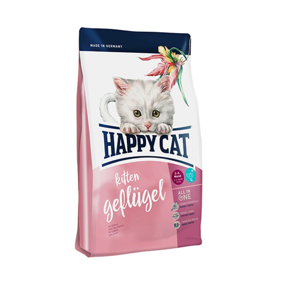 Happy Cat Kitten Geflugel Poultry Cat Food Delivery In Malaysia