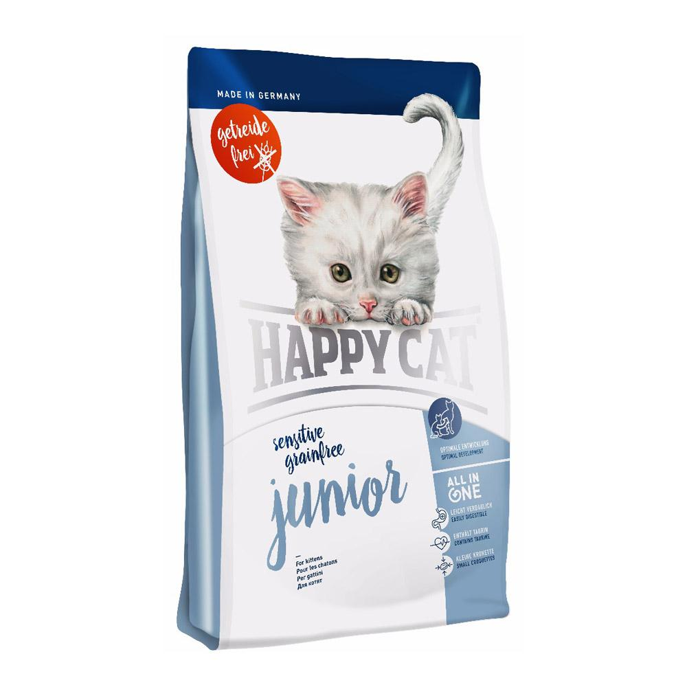 Happy Cat Grain Free Junior Dry Cat Food Delivery in Malaysia