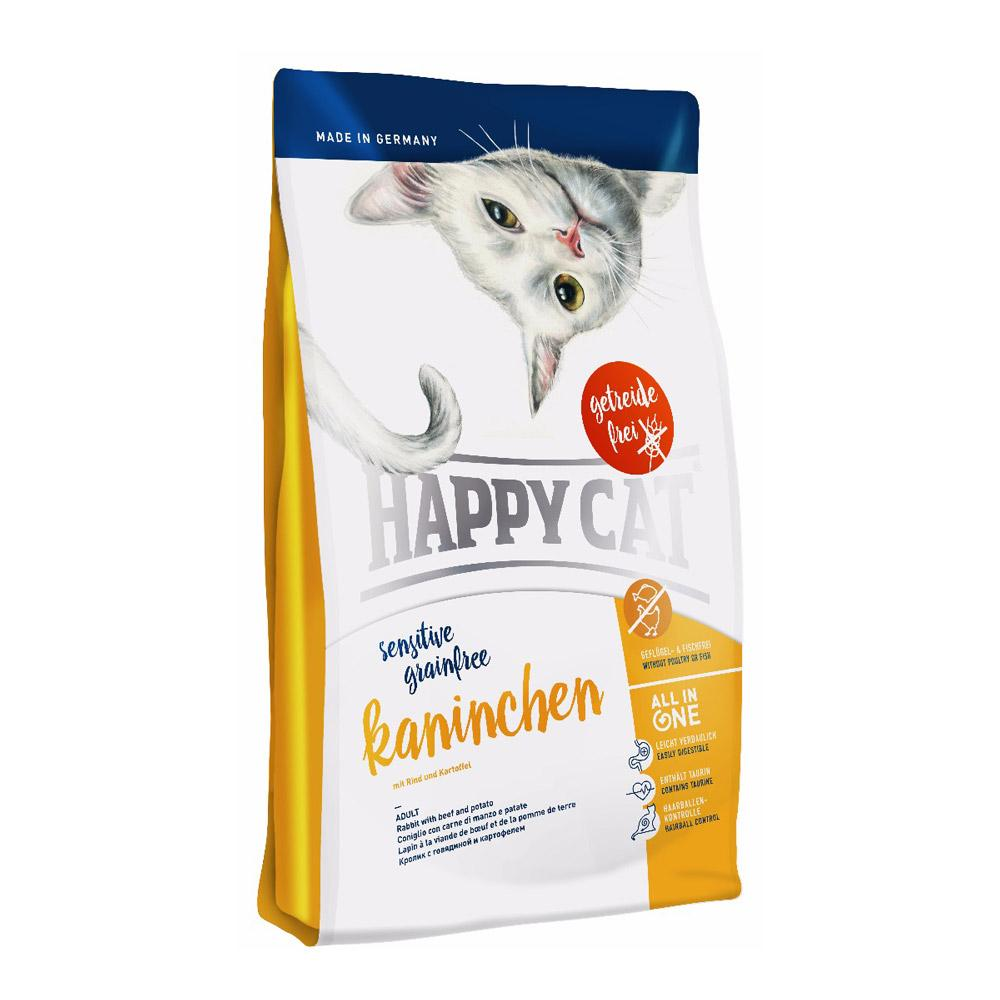 Happy Cat Grain Free Kaninchen (Rabbit) Dry Cat Food Delivery in Malaysia