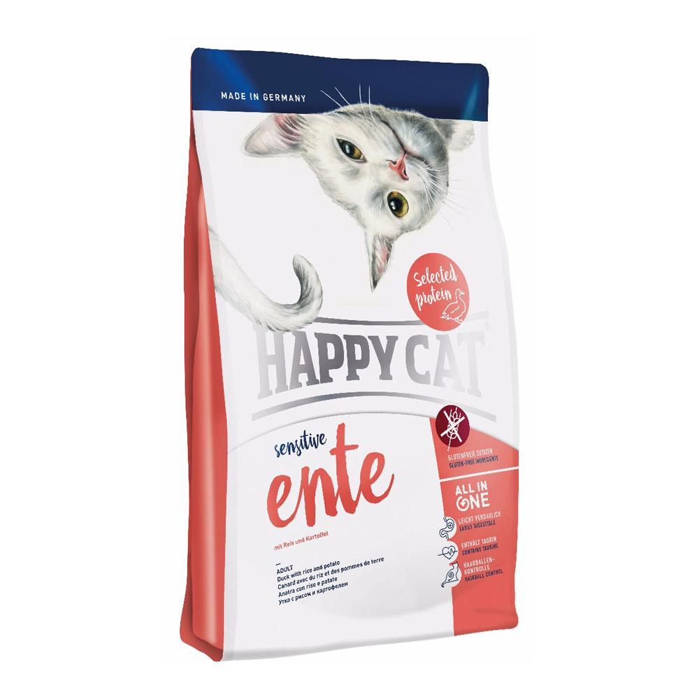 Happy Cat Ente (Duck) Dry Cat Food Delivery in Malaysia