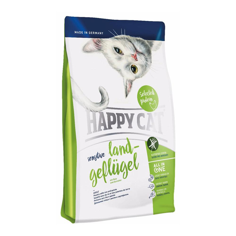 Happy Cat Land Glefugel (Free-Range Poultry) Dry Cat Food Delivery in Malaysia