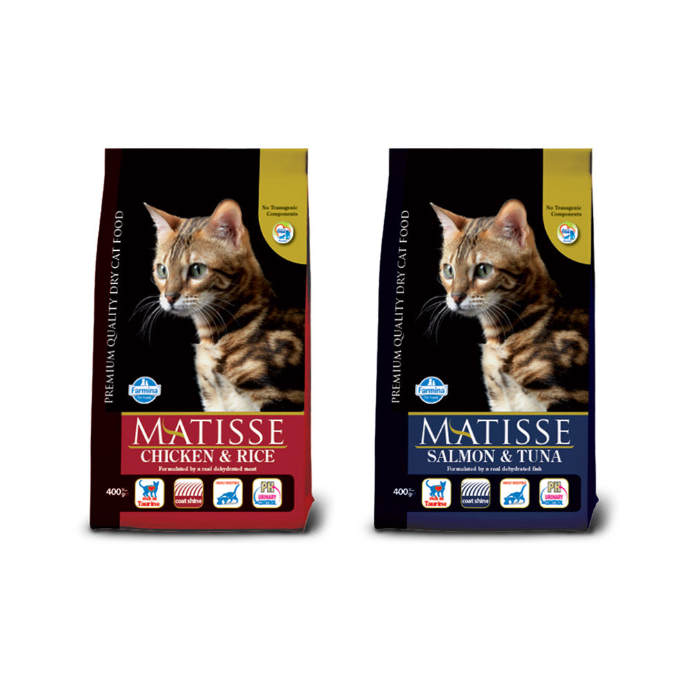 Matisse Dry Cat Food