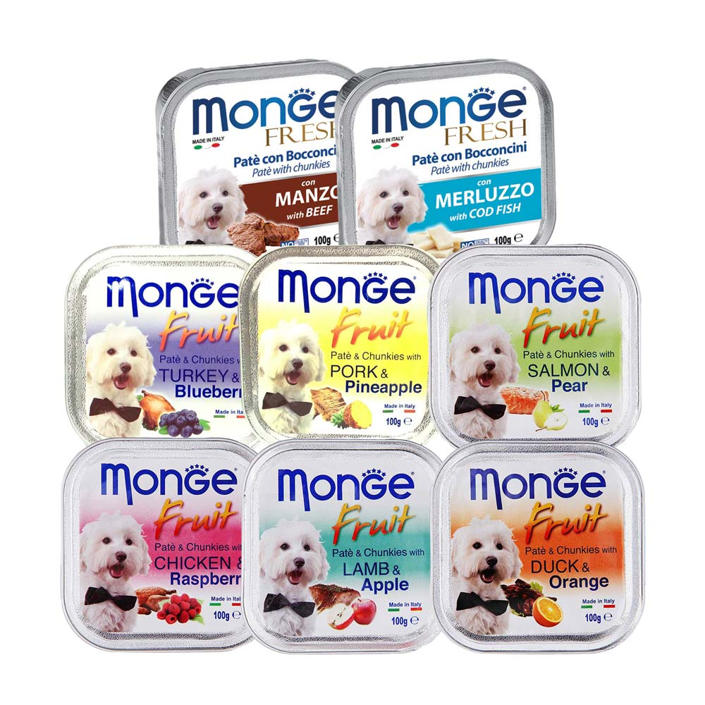 Monge Fruit Dog Food