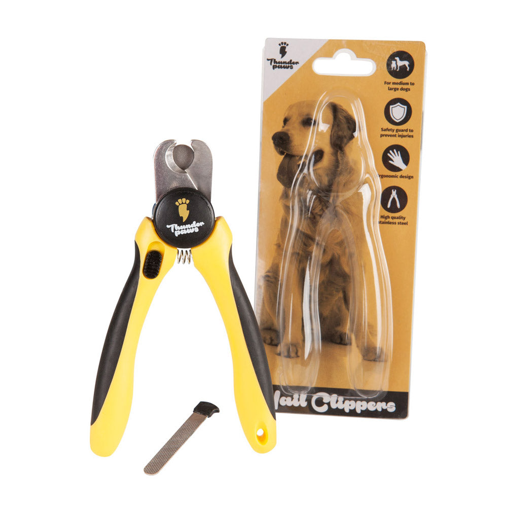 Professional-Grade Pet Nail Clippers
