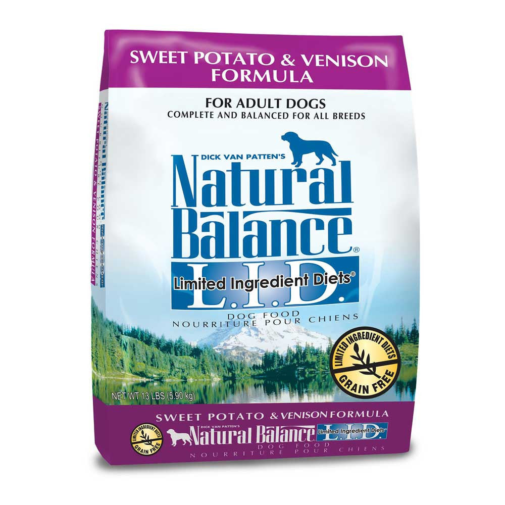 Natural Balance Sweet Potato and Venison Dog Food Delivery in Malaysia