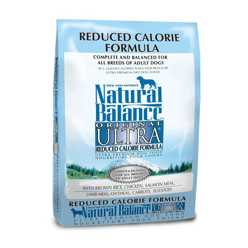 Natural Balance Reduced Calorie Dog Food Delivery in Malaysia