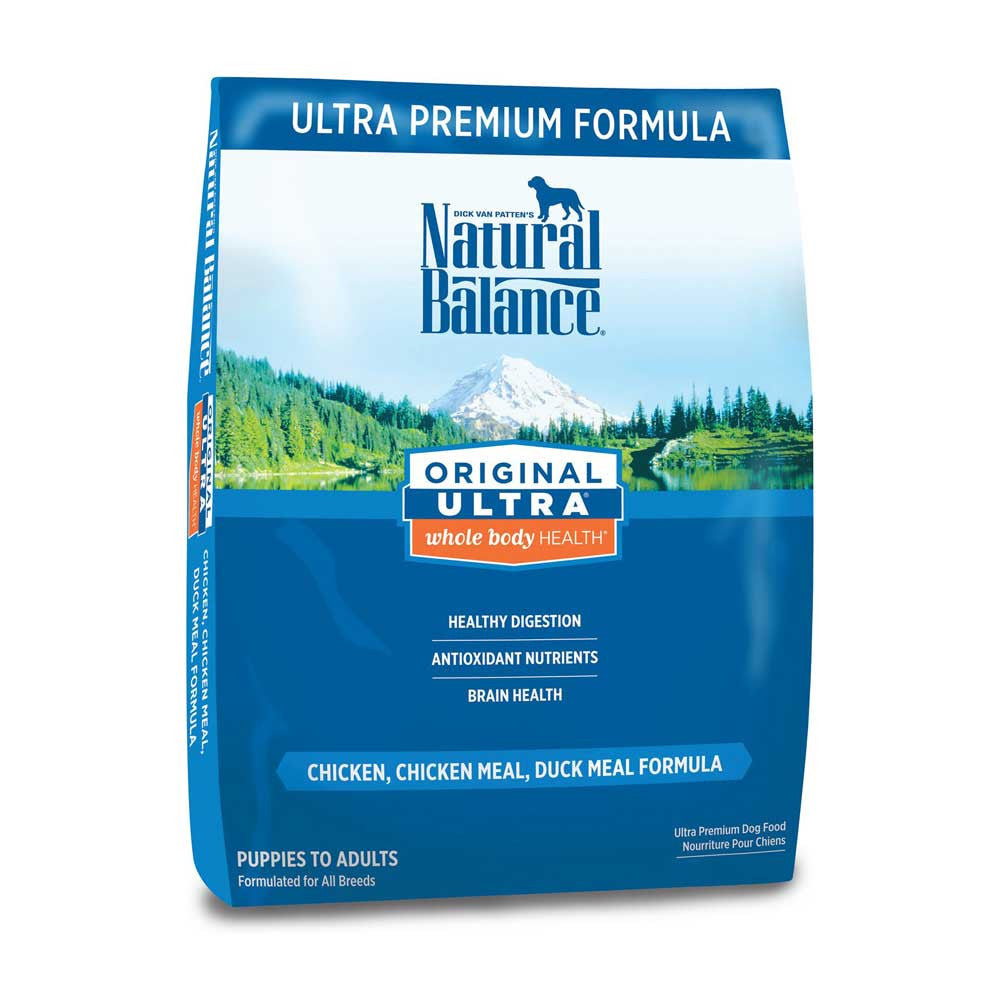 Natural Balance Ultra Premium Dog Food Delivery in Malaysia