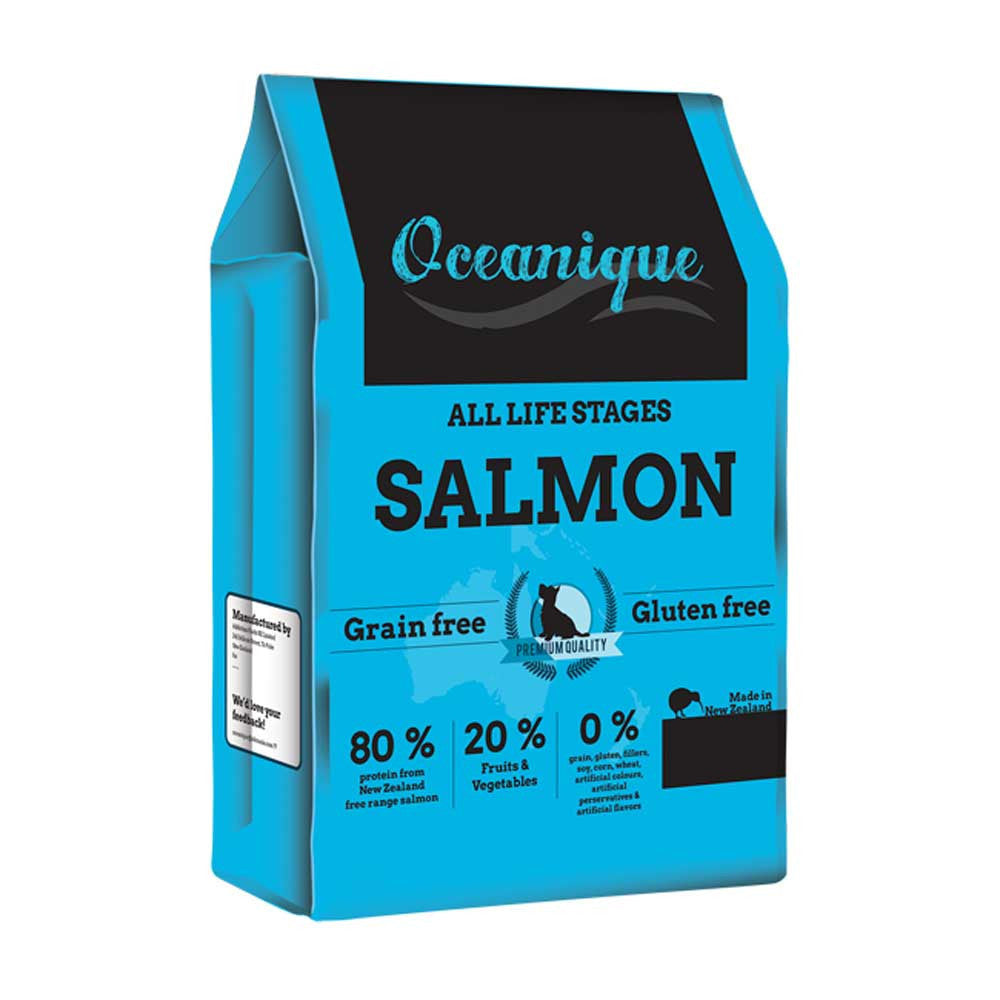 Oceanique Grain Free Salmon Dog Food Delivery in Malaysia