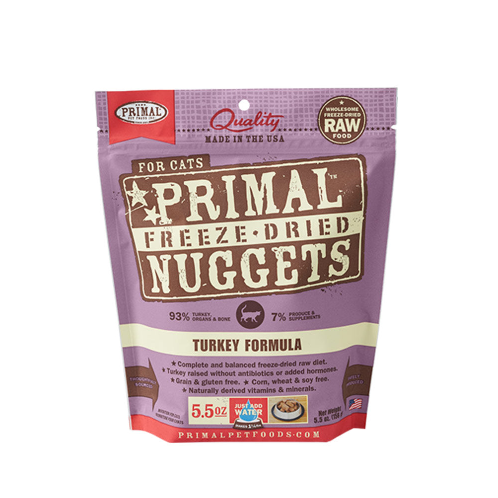Freeze Dried Turkey Formula (GF)