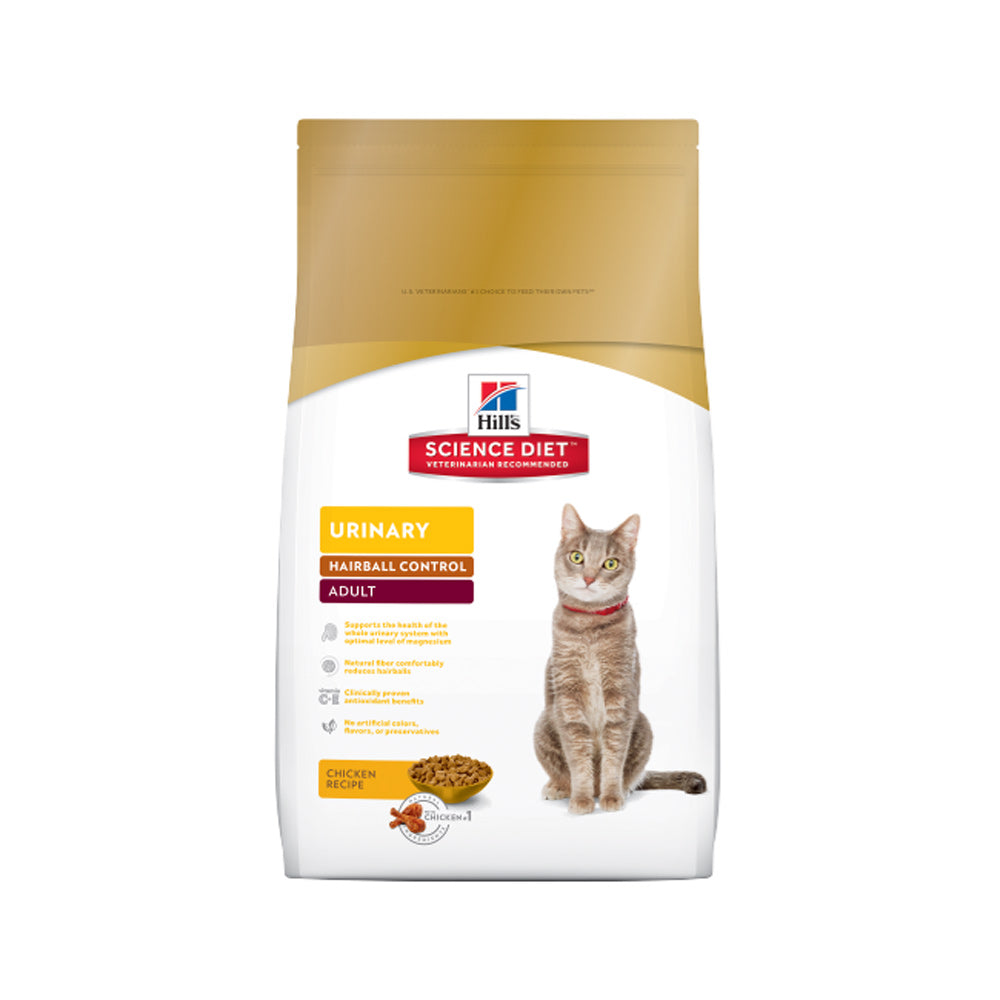 Adult Urinary & Hairball Control