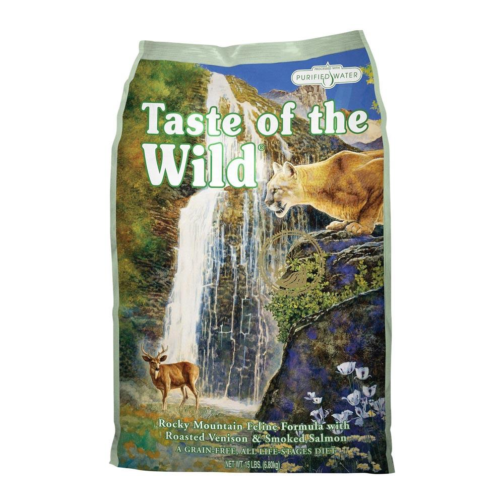 Taste of the Wild Dry Cat Food Rocky Mountain Delivery in Malaysia