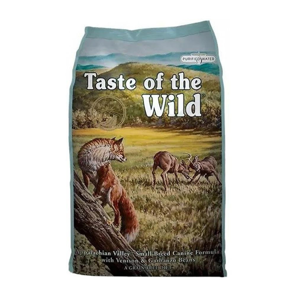 Taste of the Wild Appalachian Valley Venison Dog Food Delivery in Malaysia