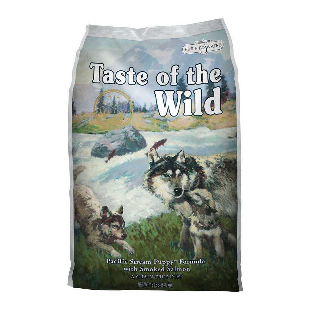 Taste of the Wild Pacific Stream Puppy Salmon Dog Food Delivery in Malaysia