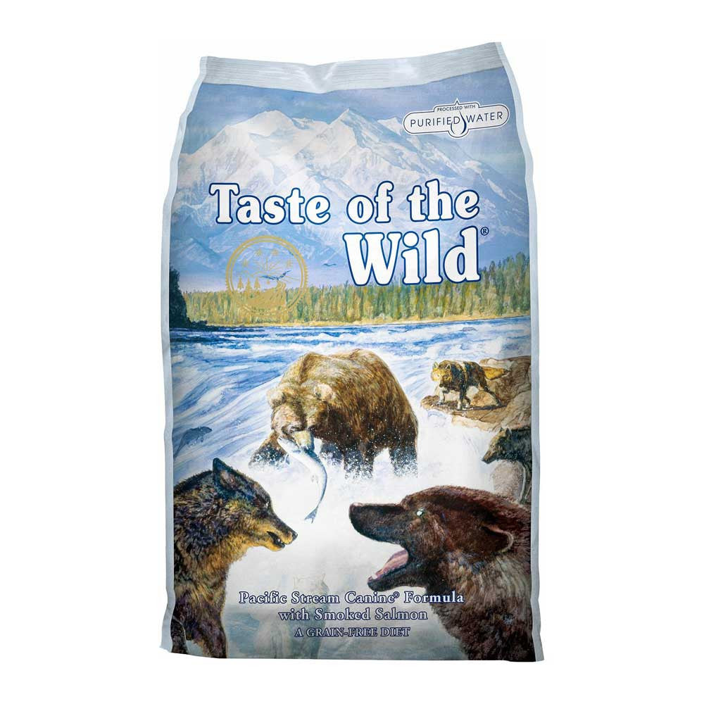 Taste of the Wild Pacific Stream Salmon Dog Food Delivery in Malaysia
