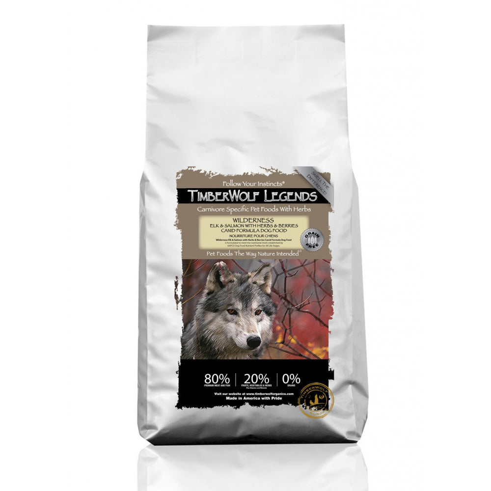 Timberwolf Wilderness Elk & Salmon Dog Food Delivery in Malaysia