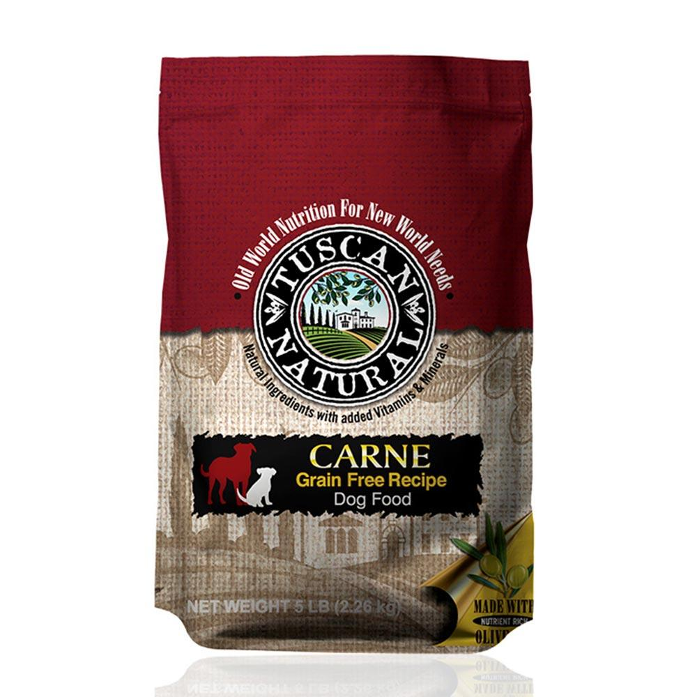 Tuscan Natural Carne Turkey Dog Food Delivery in Malaysia