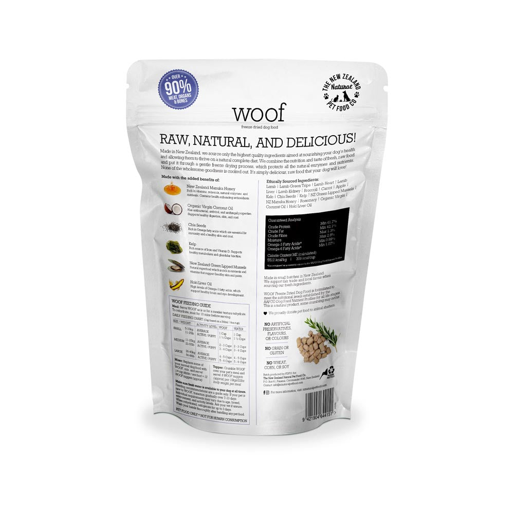 Freeze Dried Lamb (GF)