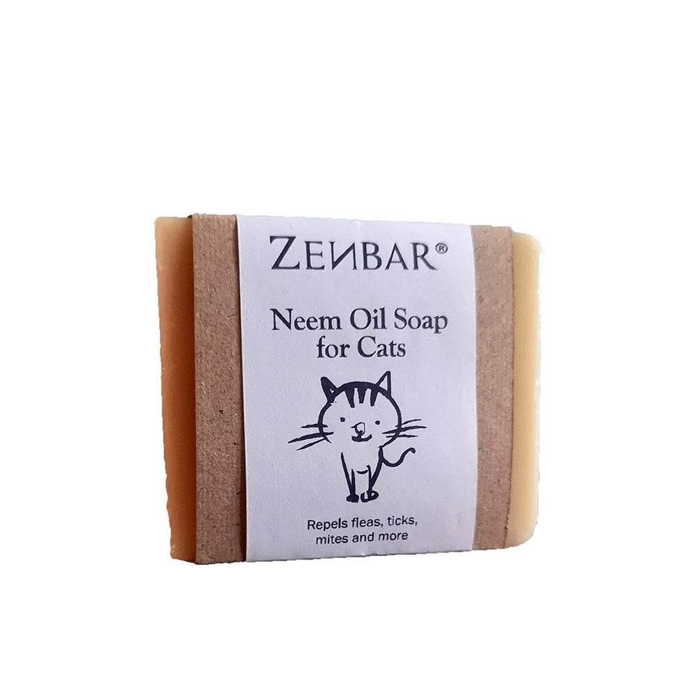 Neem Oil Soap for Cats