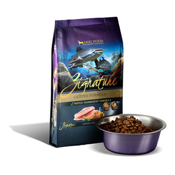 Zignature Catfish Dog Food Buy And Subscribe Dog Food Online